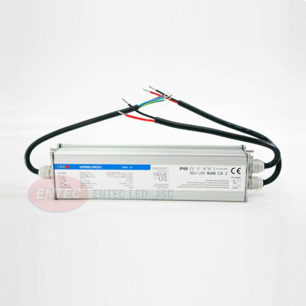 Bộ nguồn LED 12v thương hiệu UNION chống nước IP68 Hàn Quốc
