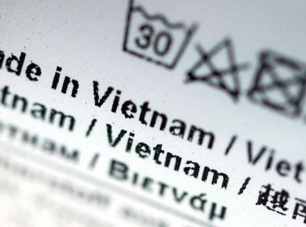 """Khai trừ """"Made in Việt Nam"""" trên hàng nội địa"""