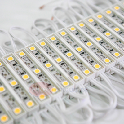 Ưu điểm của module LED 3 bóng Epoxy