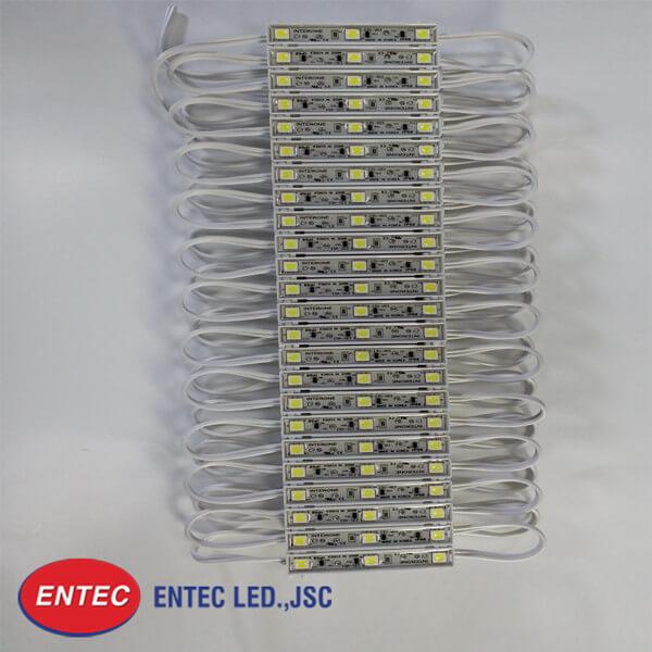 Loại đèn Led 3 bóng được sử dụng trong thiết kế