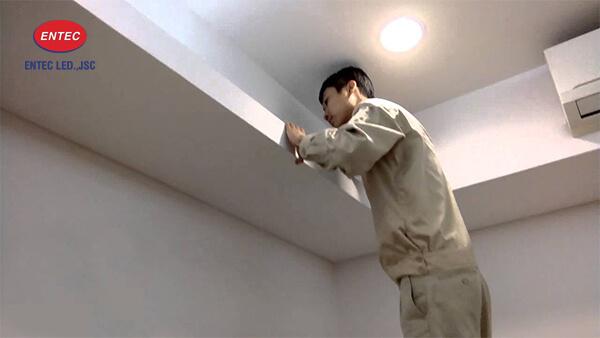 Nên sử dụng loại đèn Led nào để hắt trần thạch cao