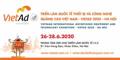 Triển lãm Vietad 2020