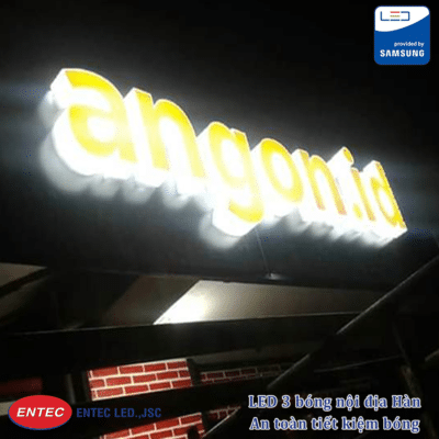 LED quảng cáo để lại ấn tượng mạnh cho khách hàng