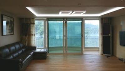 Trần thạch cao sử dụng LED Hắt Hàn Quốc