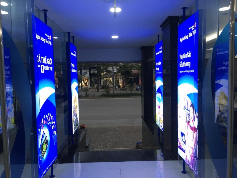 Hộp đèn 3M là một loại biển quảng cáo