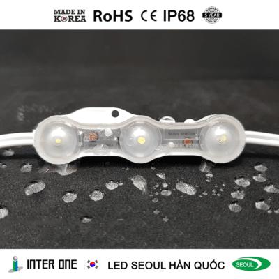 Cấu tạo LED chống nước biển đầu tiên trên thế giới SEOUL LED