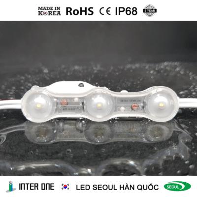 LED chống nước biển đầu tiên trên thế giới Seoul LED
