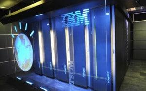 Biển quảng cáo của IBM