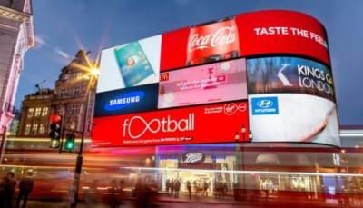 Hàn Quốc nổ tiếng với biển quảng cáo tòa nhà đẹp