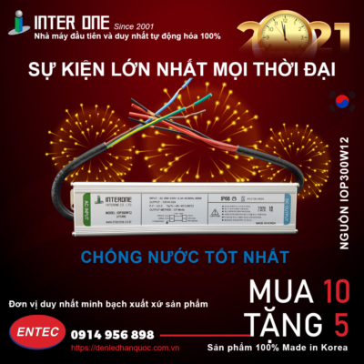 Nguồn LED INTER ONE